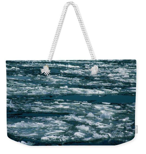 Ice Cold Weekender Tote Bag