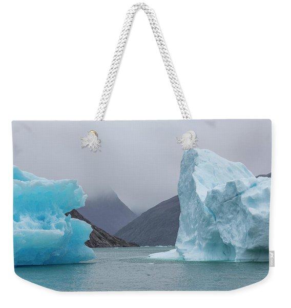 Ice Giants Weekender Tote Bag