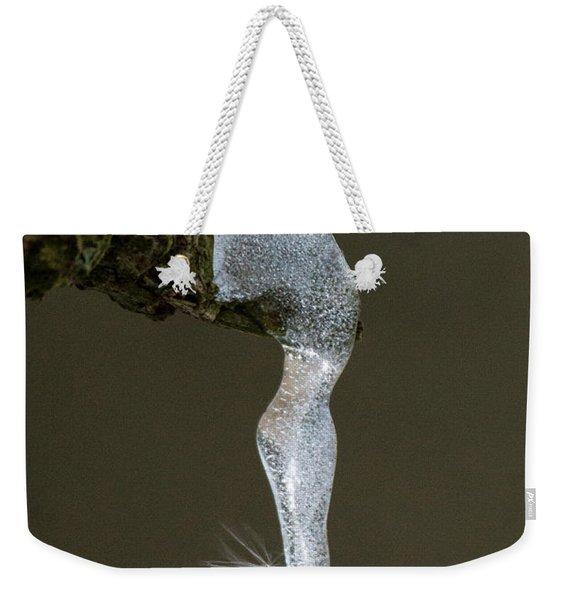 Ice Dancer Weekender Tote Bag