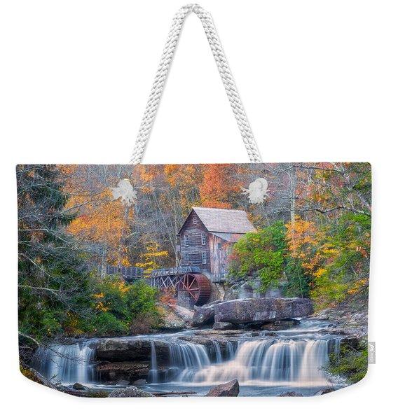 Iconic Weekender Tote Bag