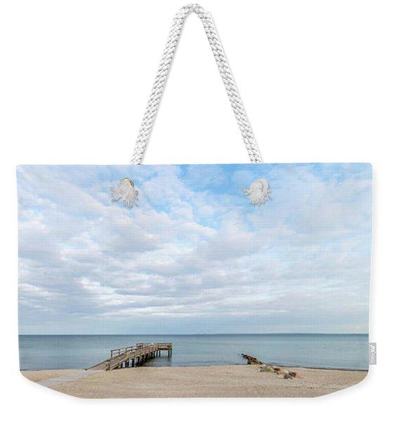 Idyllic Baltic Sea Weekender Tote Bag