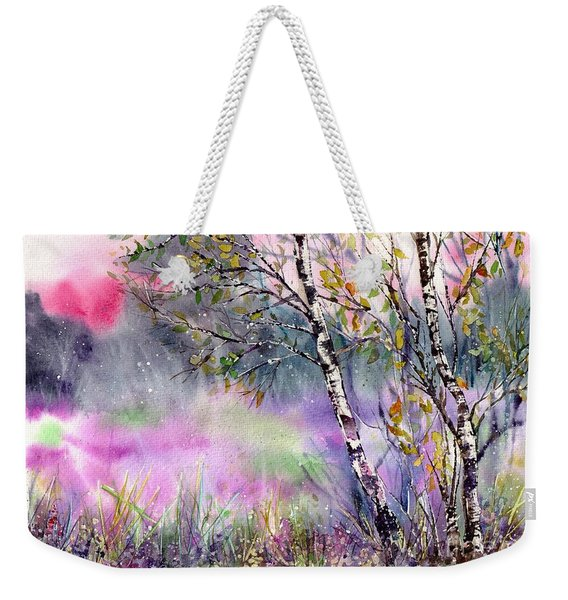 Idyllic Meadow Weekender Tote Bag