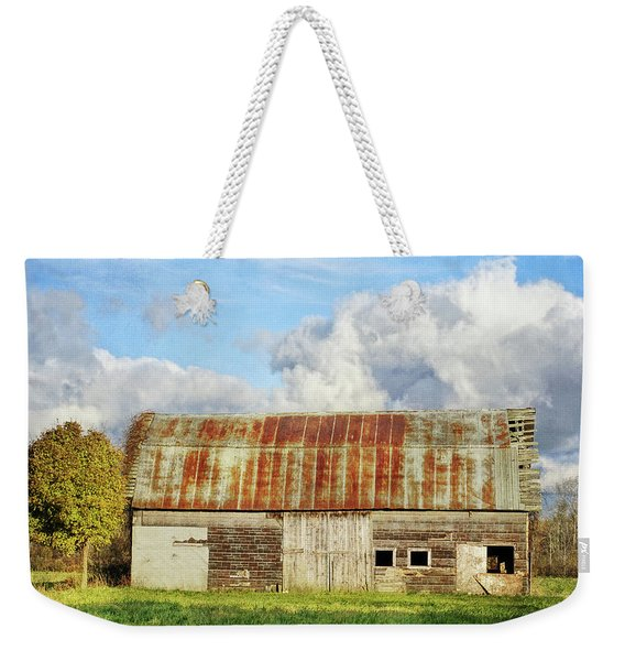 If These Forgotten Walls Could Talk Weekender Tote Bag