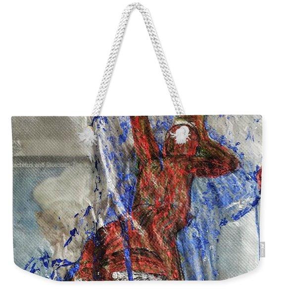 If We Kissed Weekender Tote Bag