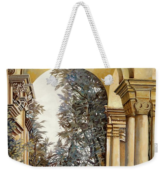 Il Bosco Dopo Le Arcate Weekender Tote Bag