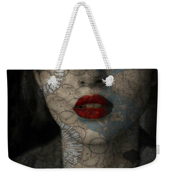 I'll Never Fall In Love Again  Weekender Tote Bag
