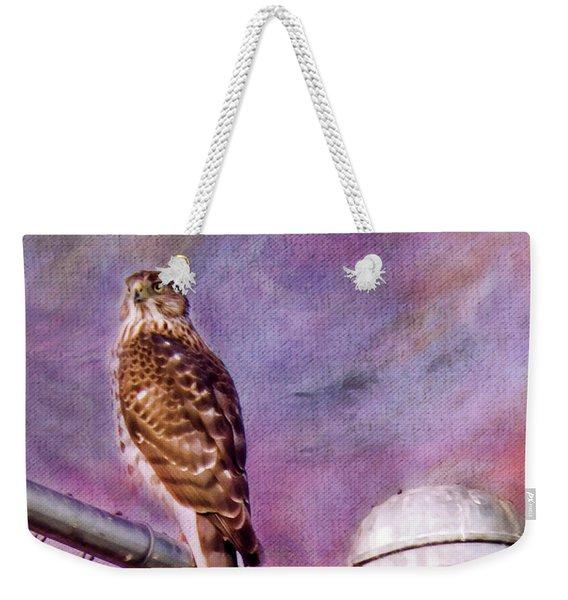 I'm Keeping My Eyes On You Weekender Tote Bag