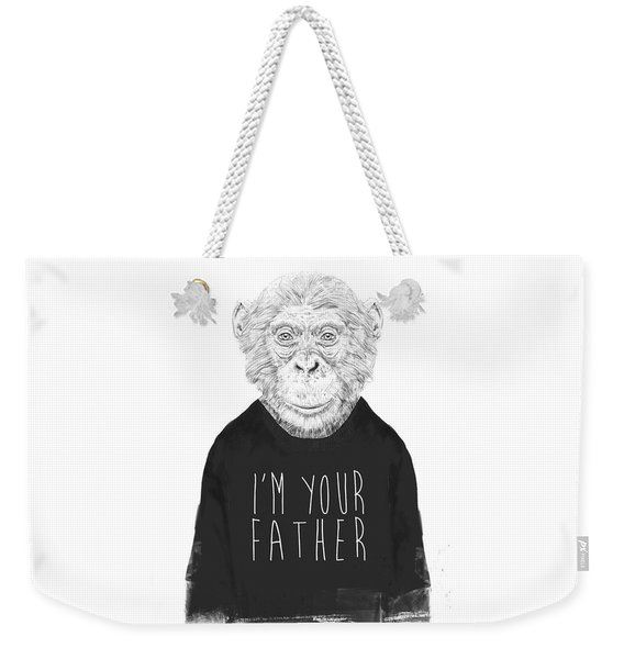 I'm Your Father Weekender Tote Bag