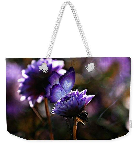 Imaginations Weekender Tote Bag