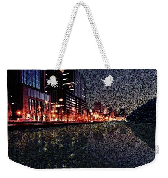Impression Of Tokyo Weekender Tote Bag