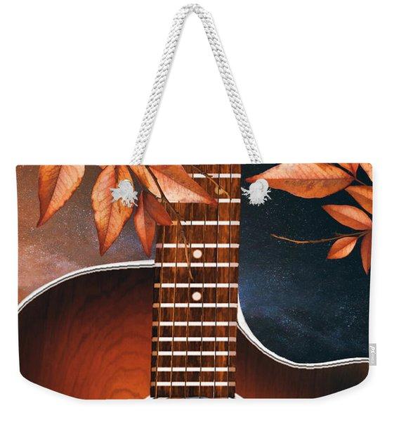 Imprsioned Weekender Tote Bag