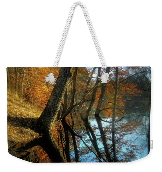 In Arcadia Weekender Tote Bag