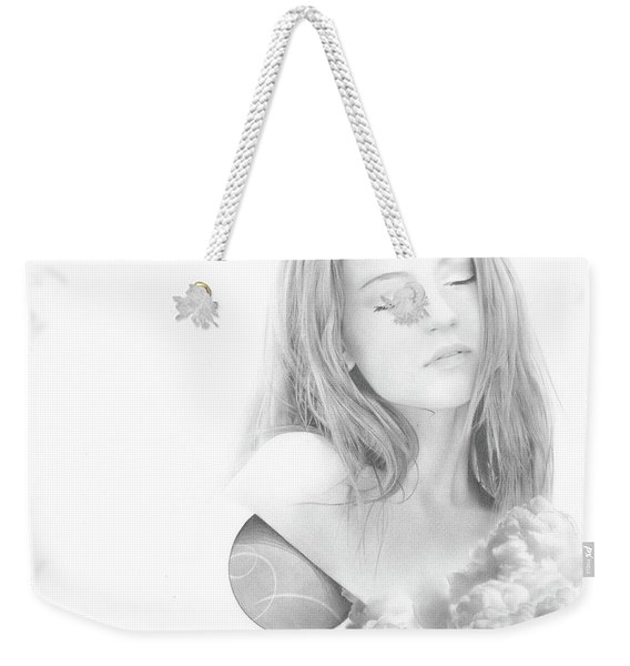 In The Clouds No. 1 Weekender Tote Bag