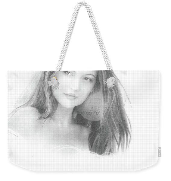 In The Clouds No. 2 Weekender Tote Bag