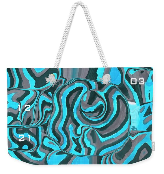 In The Depth Weekender Tote Bag