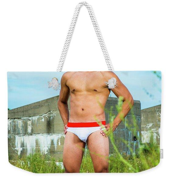 In The Land Weekender Tote Bag
