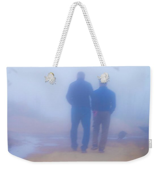 In The Mist 1 Weekender Tote Bag