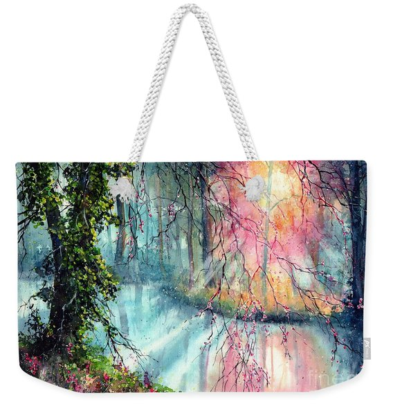 In The Nature Reserve Weekender Tote Bag