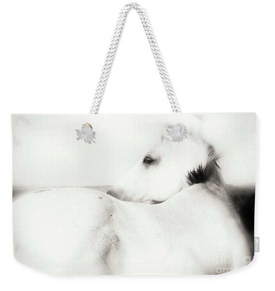 In The Quiet Of The World Weekender Tote Bag