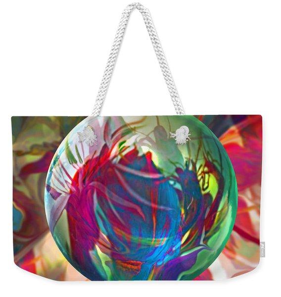 Indigofera Tinctorbia Weekender Tote Bag