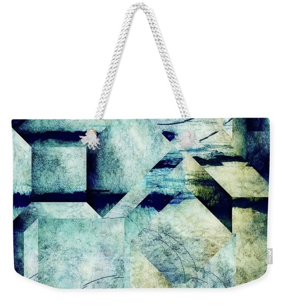 Industriality - 03a1v3 Weekender Tote Bag