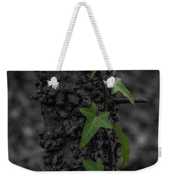 Industrious Ivy Weekender Tote Bag