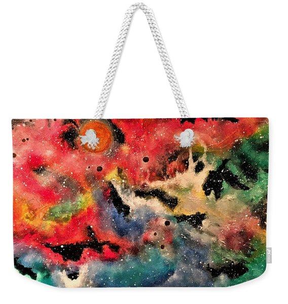 Infinite Infinity 1.0 Weekender Tote Bag