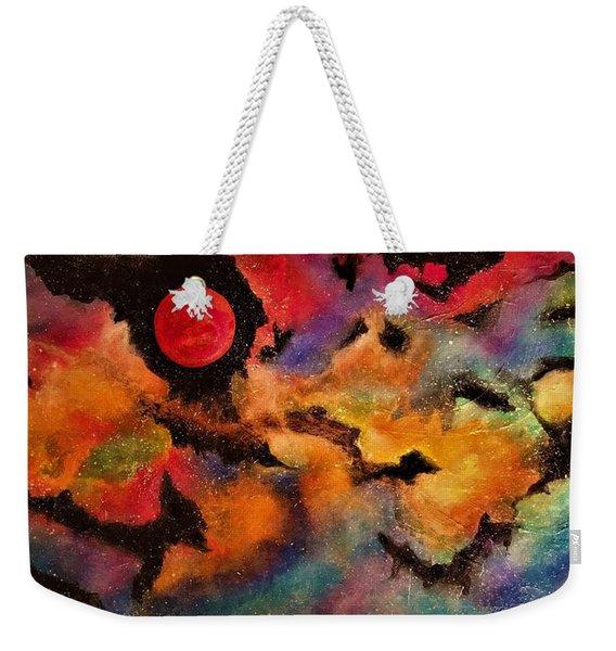 Infinite Infinity Weekender Tote Bag