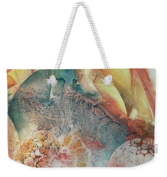 Infinite Worlds Weekender Tote Bag