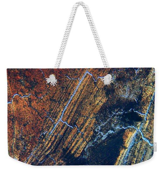 Ingrained Weekender Tote Bag