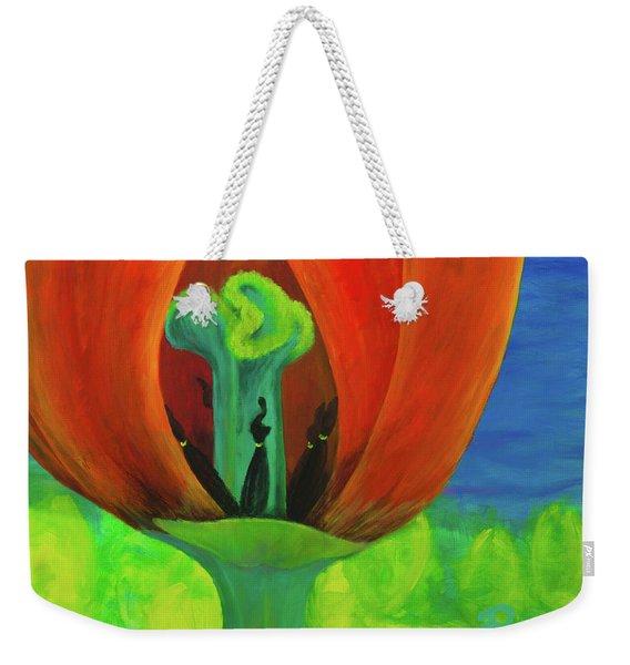 Inner Beauty - The Ritual Weekender Tote Bag