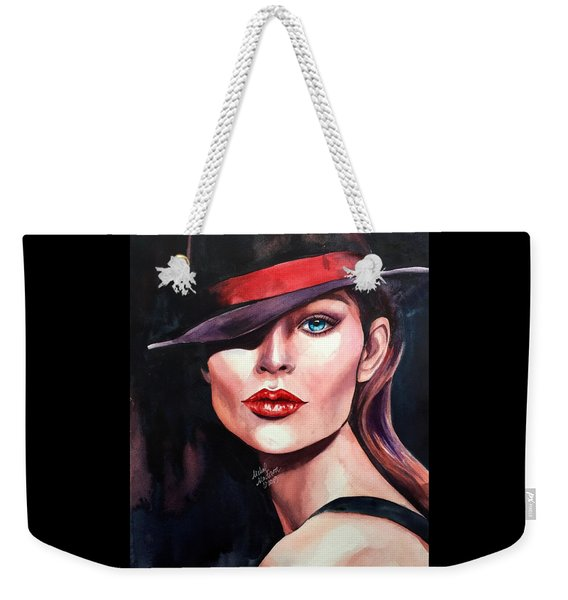 Inner Light Weekender Tote Bag