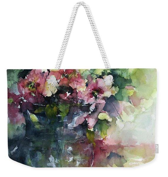 Innocent Elegance Weekender Tote Bag