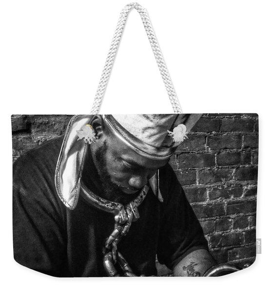 Inquisition IIi Weekender Tote Bag