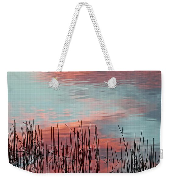 Inspiration For A Snowbird Weekender Tote Bag