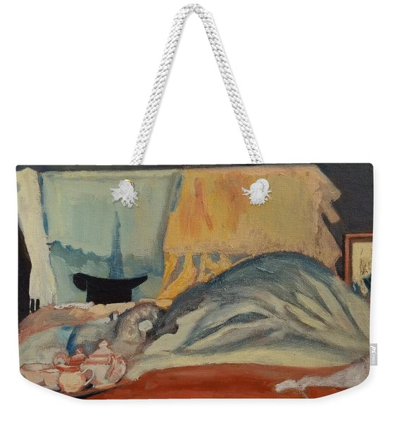 Inspired By Mary Weekender Tote Bag