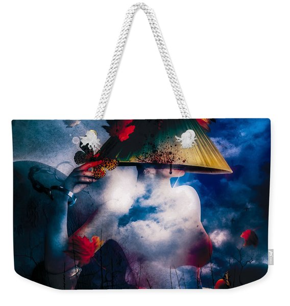 Interlude Weekender Tote Bag