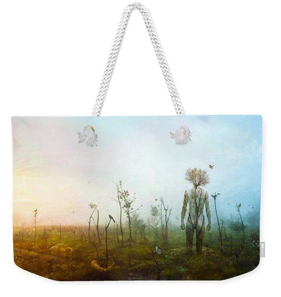 Internal Landscapes Weekender Tote Bag
