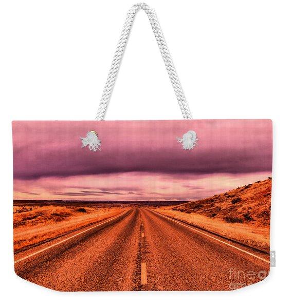 Into Nothingness  Weekender Tote Bag