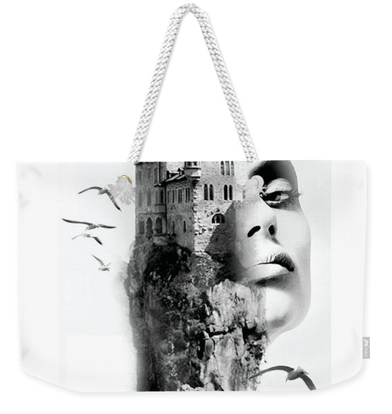 Intoxicating Birds  Weekender Tote Bag