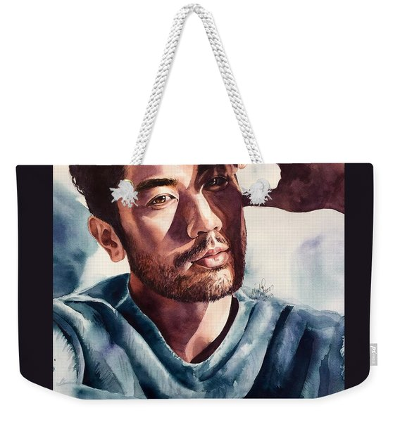 Intuitive Faith Weekender Tote Bag