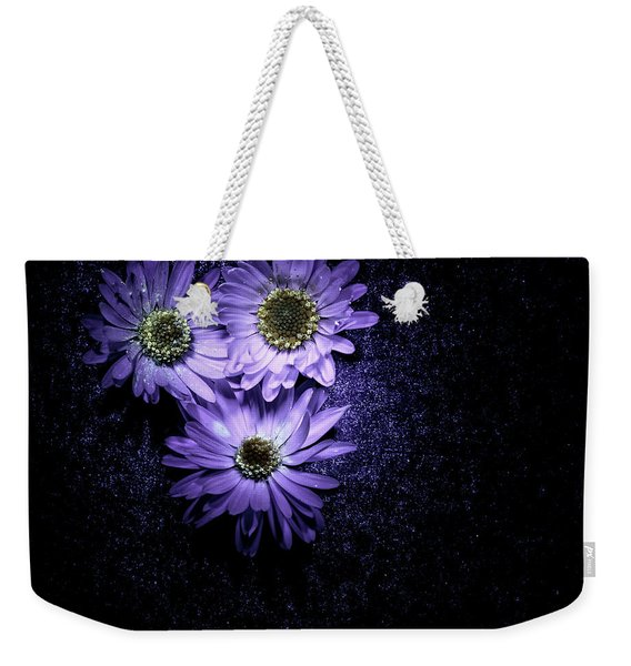 Invisible World Weekender Tote Bag