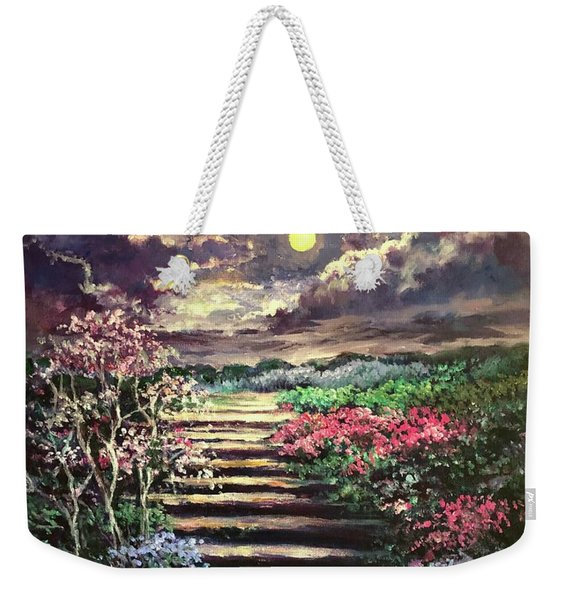 Invitation To Heaven Weekender Tote Bag