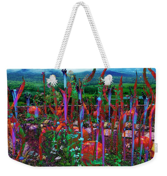 Invocation Weekender Tote Bag