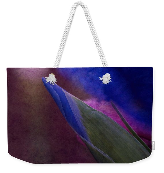 Iris To The Point Weekender Tote Bag