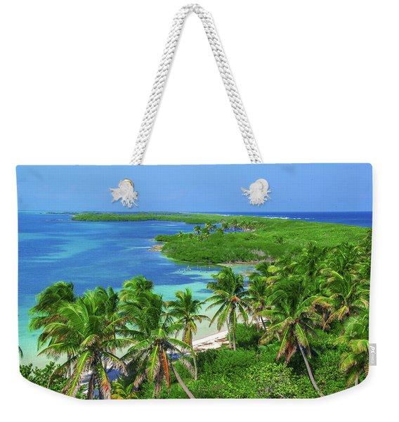 Isla Contoy Weekender Tote Bag
