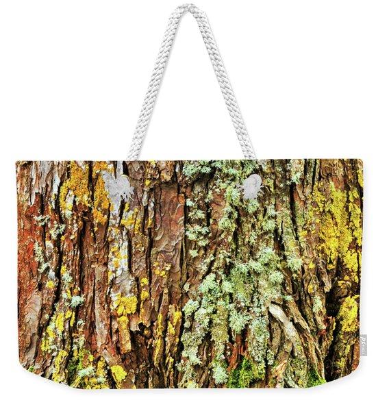 Island Moss Weekender Tote Bag