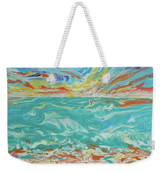 It's A Beach Day Weekender Tote Bag