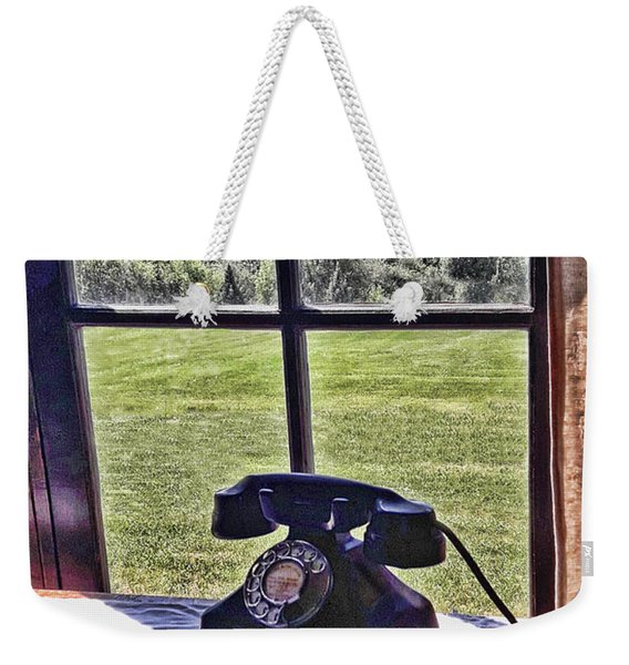 It's For You Weekender Tote Bag