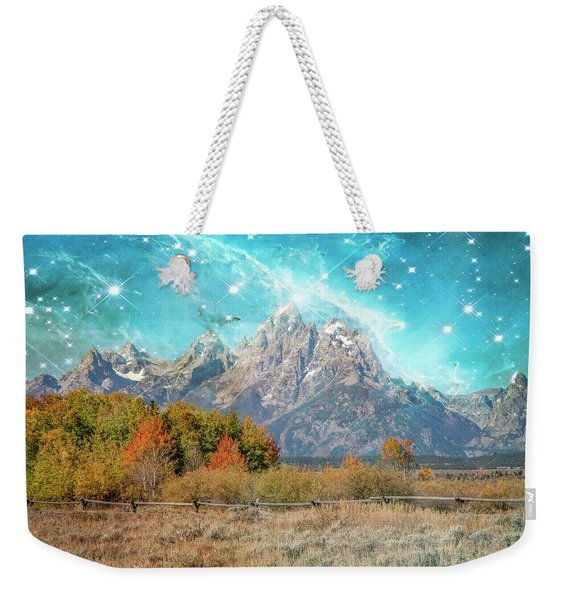It's More Than Just A Place Weekender Tote Bag